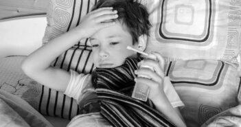 Dziecko choroba